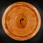 Kokopelli Cherry Bowl
